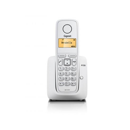 Gigaset - A120 Beyaz Telsiz Telefon